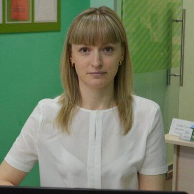 Золотова Анастасия Петровна