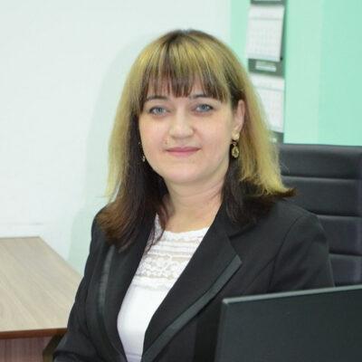 Мушенок Юлия Александровна